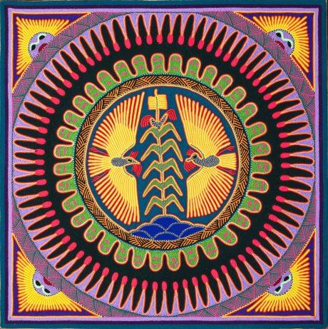huichol-yarn-painting-9-eagles-corn