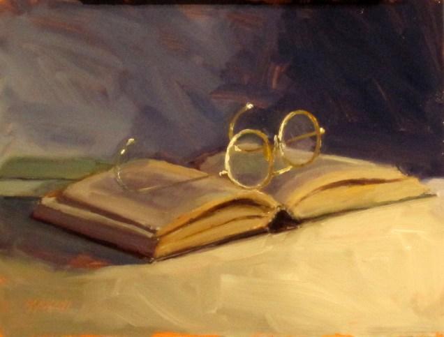bookworm 8x10