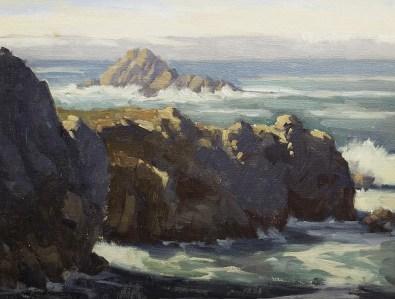 Farina, Mark_Point Lobos Near China Cove