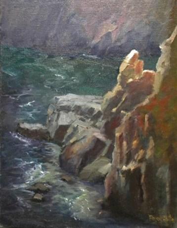 Fasciato, Catherine_Pinacle Rock