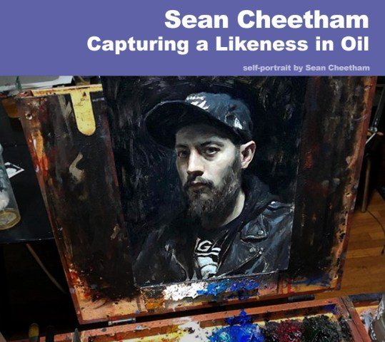 Sean Cheetham — Portraits
