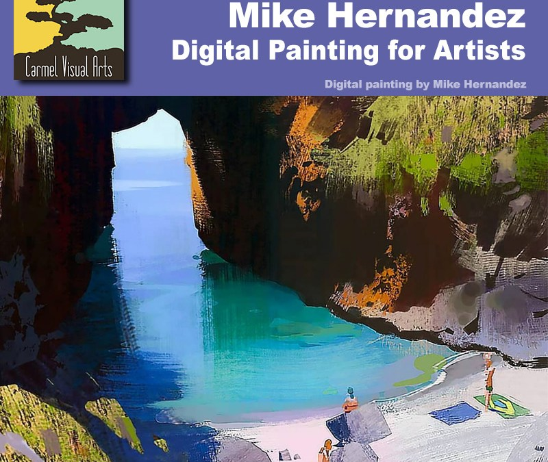 Artist Spotlight: Mike Hernandez — Digital Painting Expert