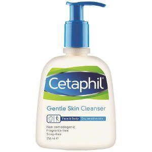 Cetaphil, Limipador y tónico facial (piel sensible)