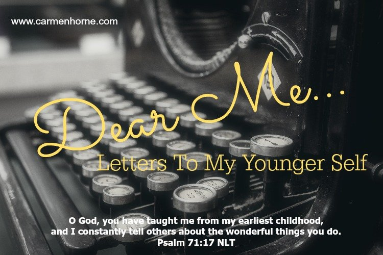 Letters To My Younger Self Series Pic