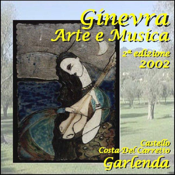 GINEVRA ARTE & MUSICA - CD PROJECT 2001