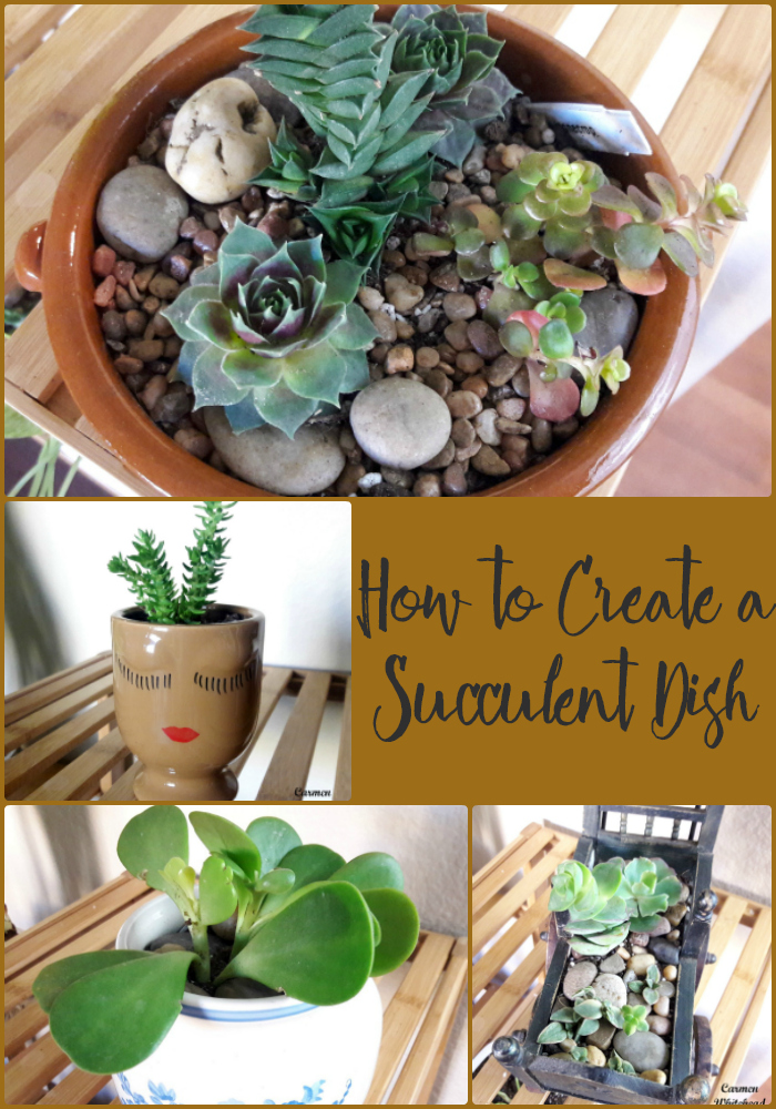 How to Create a Succulent Dish