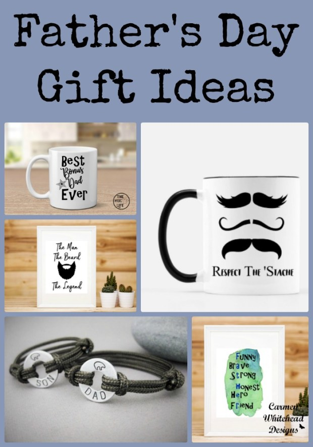 Father's Day Gift Ideas - Carmen Whitehead Designs