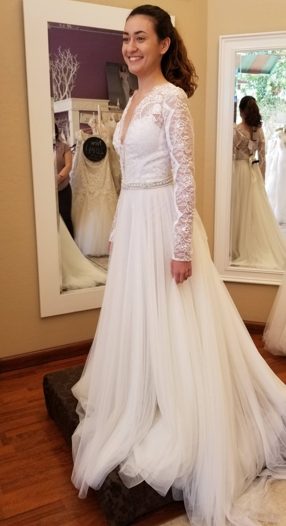 7 Tips for Wedding Dress shopping - Carmen Whitehead Designs