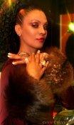 Fur & jewels