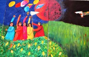 Mural Luciano Cd Juarez 151