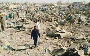 Hawijah, 3 giugno 2015. Fonte: Iraqi Spring