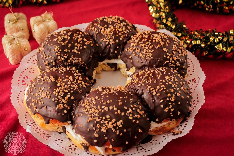 Roscón de Reyes definitivo, para Navidad y todo el año