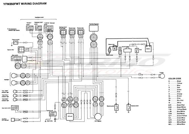 coal burning power plant diagram