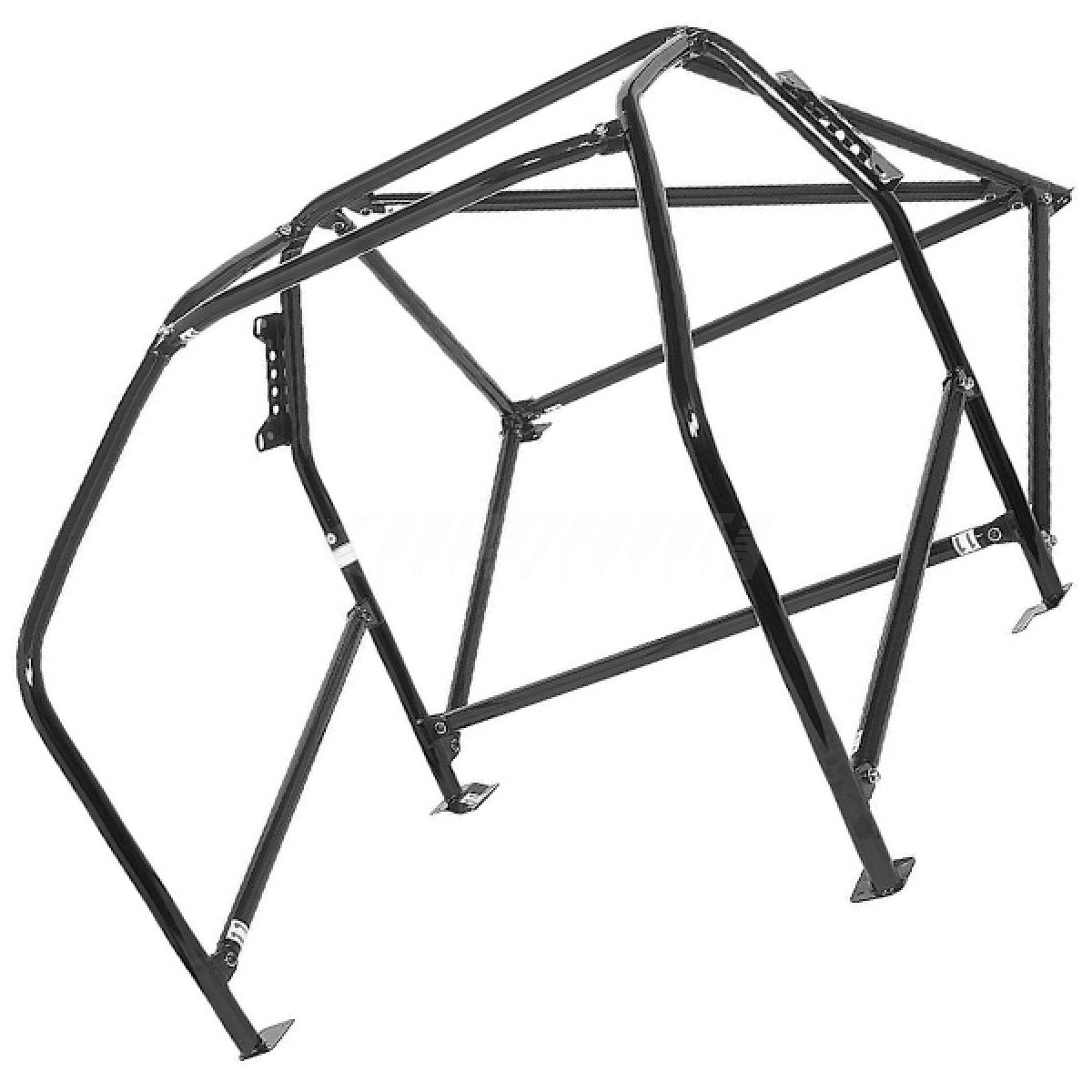 Cusco Chromoloy 7 Point Roll Cage Harness Bar Sti