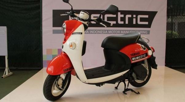 Yamaha E Fino