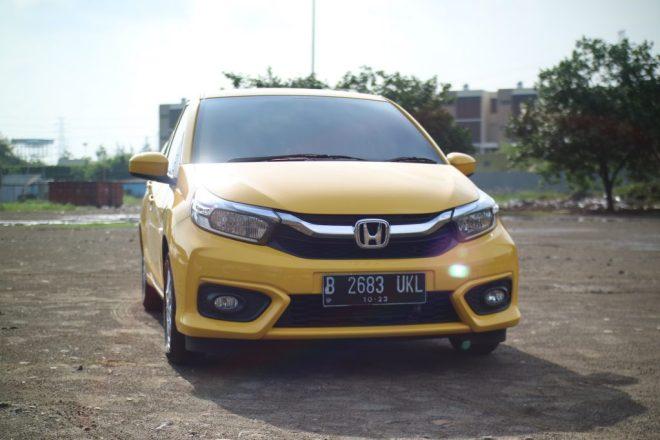 Penjualan Honda Brio Satya