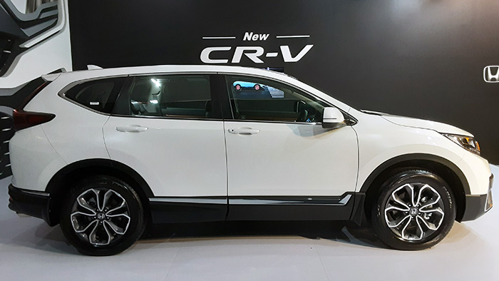 Harga Honda CR-V Turun