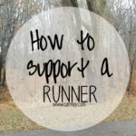 Tips for Supporting a Runner