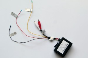 Fiber Optic(MOST) adapter for MercedesBenzPorsche : Aftermarket Navigation Car Stereo, Android