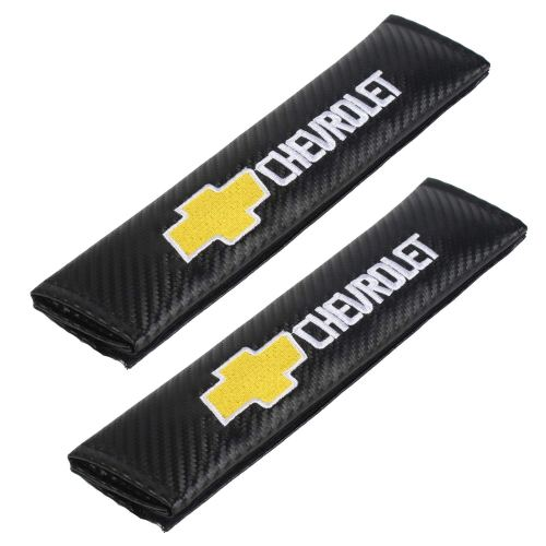 Chevy Seat Belt Cover,Carbon Fiber Seat Belt Cover Shoulder Pad For Chevrolet