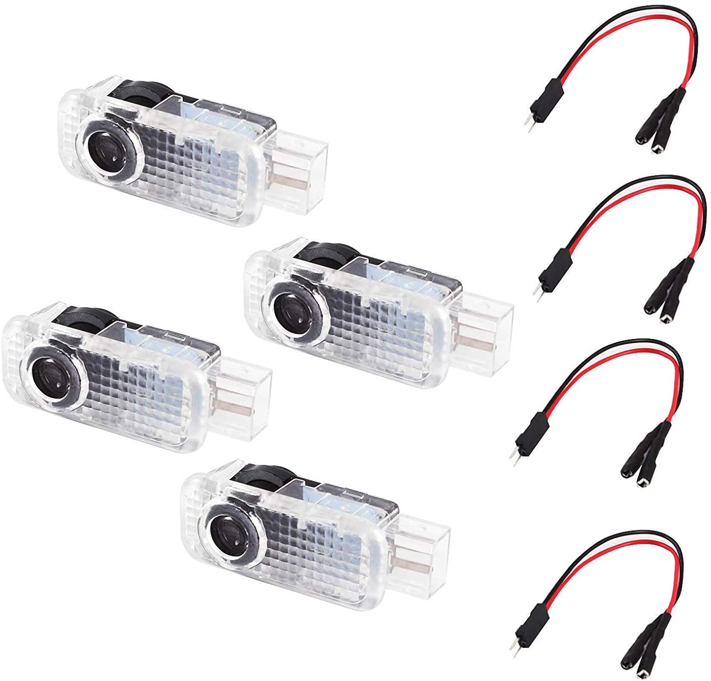Car Door LED Lighting Entry Ghost Shadow Projector Welcome
