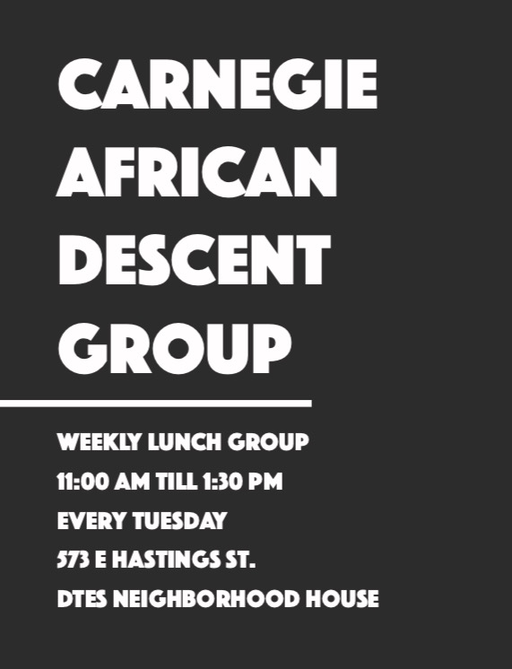 Carnegie African Descent Group