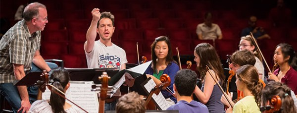 Sean Shepherd to Work with Young Composers Through New NYO ...