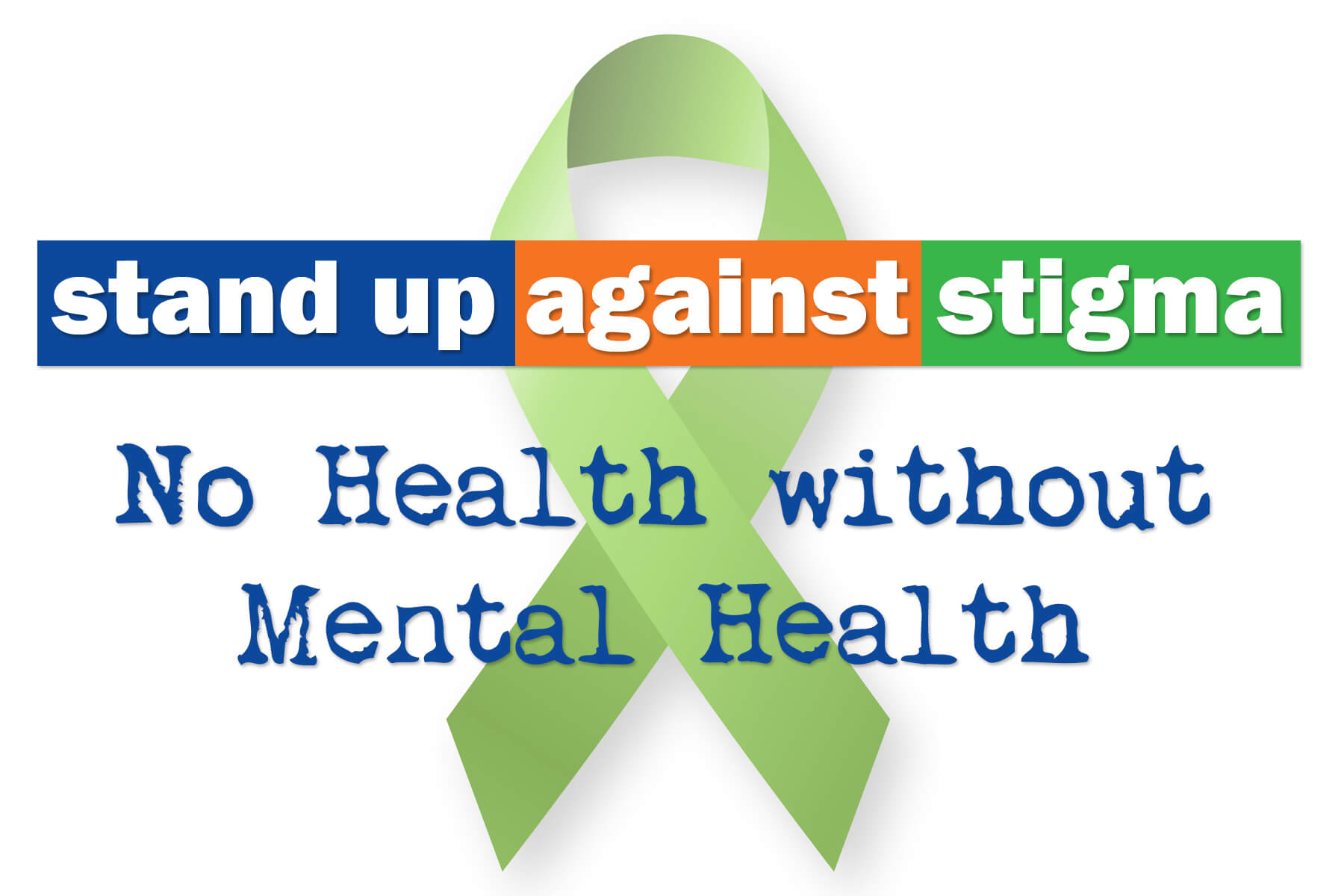 Fight The Stigma Rising Beyond Mental Health Awareness