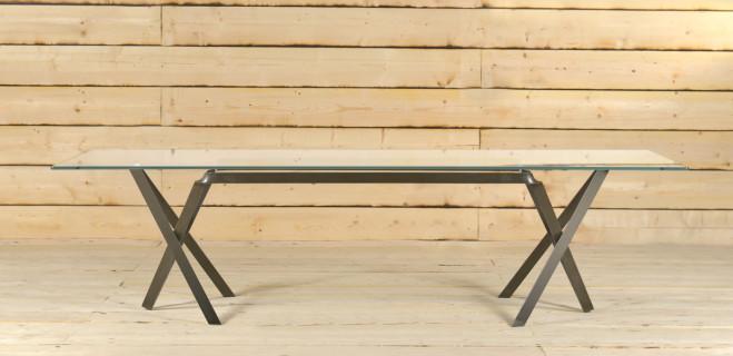 tavolo compasso barel