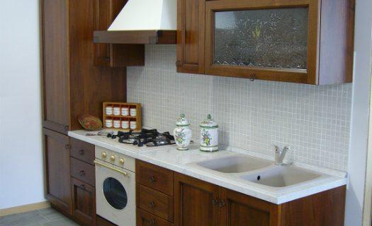 parete cucina classica