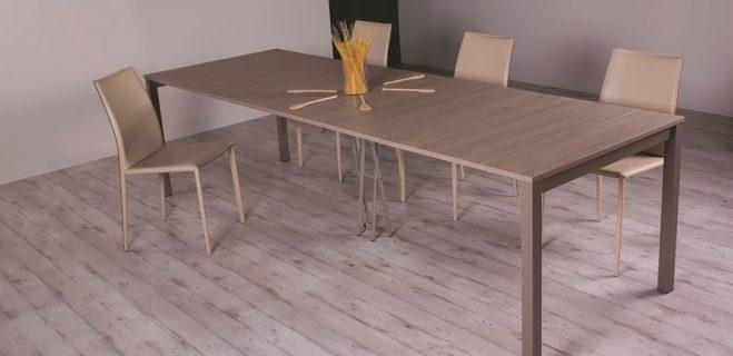 tavolo a consolle quad 2