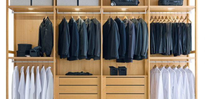 cabina armadio lineare_ napol