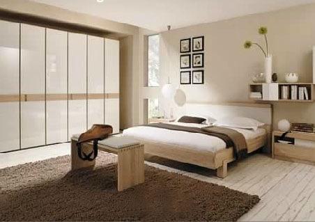 chambre beige une deco nature et zen