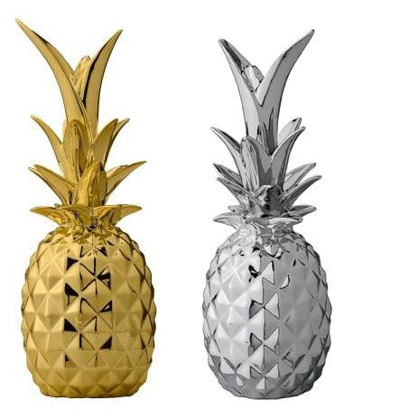 Les Ananas Deviennent Les Stars De La Dco Du Moment