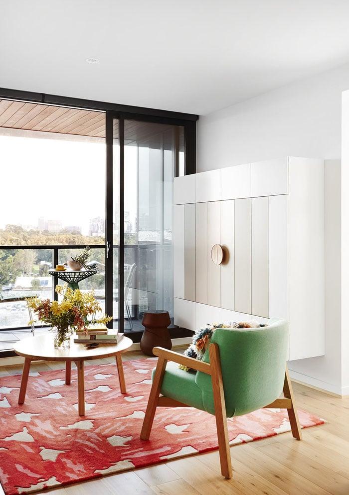 Ambiance Salon Moderne Latest Chambre Mur Jaune U Saint