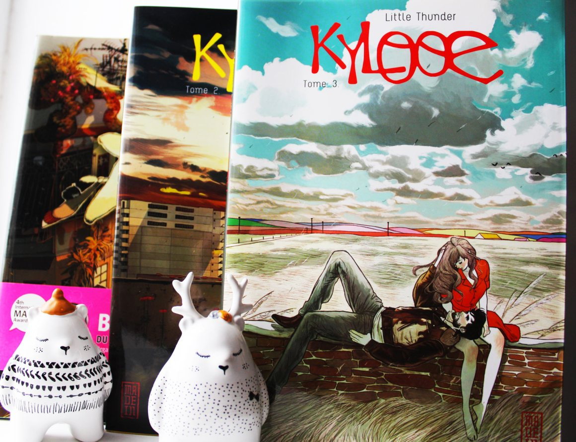 Un incroyable manga colorisé : Kylooe de LITTLE Thunder