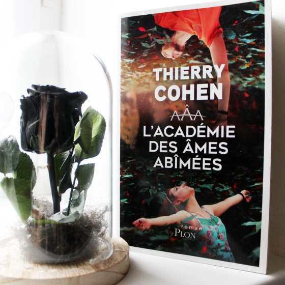 L'académie des âmes abîmées - Thierry Cohen