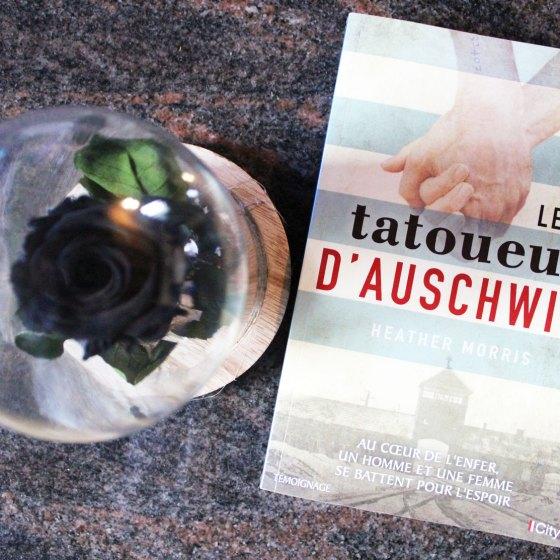 Le tatoueur d'Auschwitz - Heather Morris