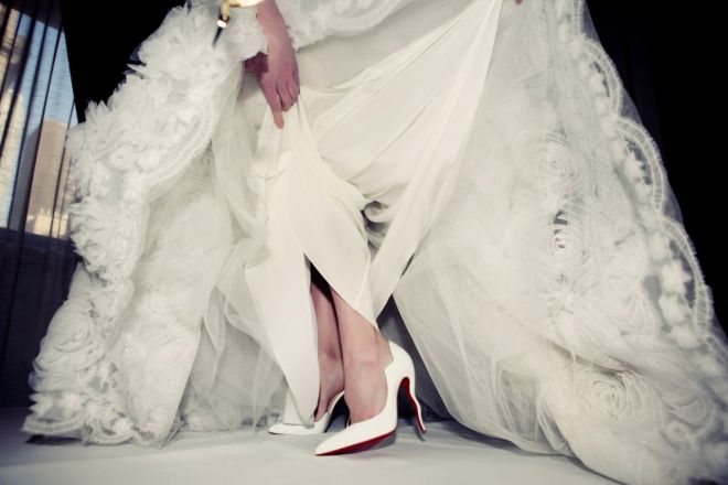 various colors 210bb d1cf4 The dream wedding shoes: Louboutin! - Carnet Chic