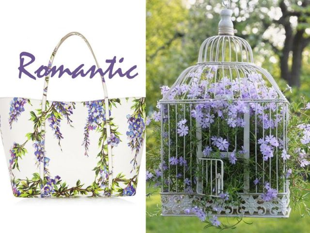 DOLCE & GABBANA Escape medium floral-print textured leather tote £1,200