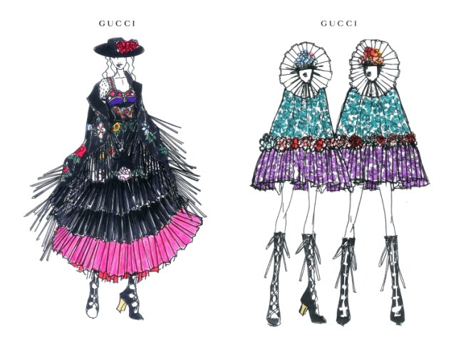 madonna-gucci-tour-costumes