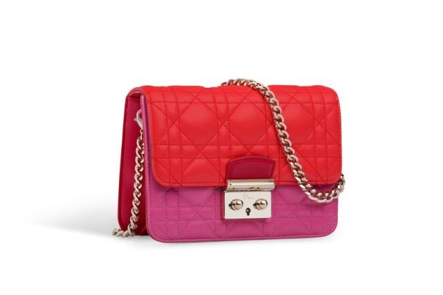 """MISS DIOR"" TRICOLORE MINI POCHETTE € 1,200"