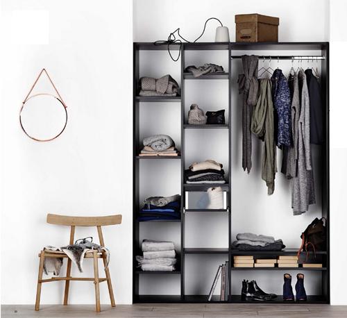 Déco] Des Idées Pour Emménager Un Dressing Dans Une Chambre