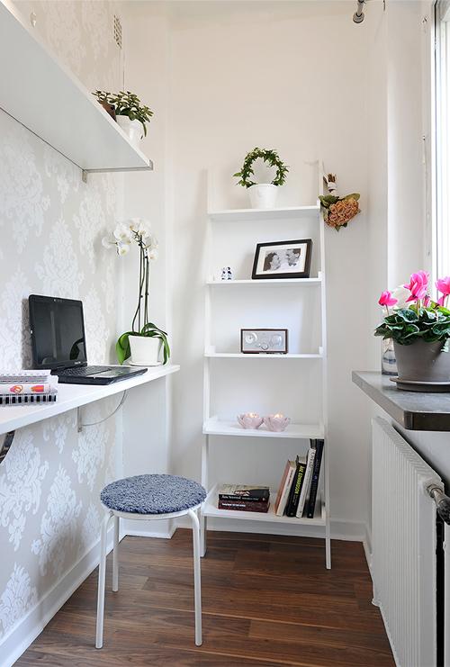 Des id es pour am nager un bureau dans un petit espace for Idee decoration bureau maison