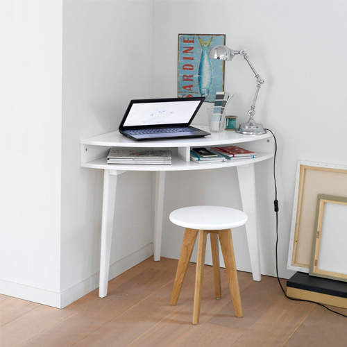 Des ides pour amnager un bureau dans un petit espace
