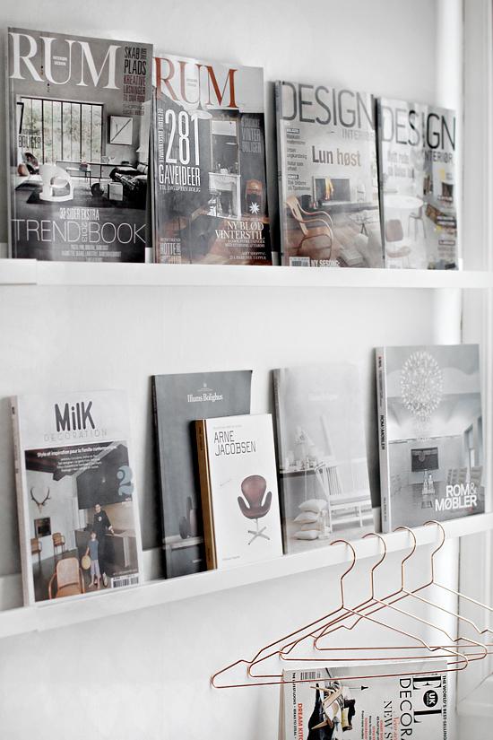 D co 10 id es pour ranger ses magazines carnet de shopping for Deco idees magazine