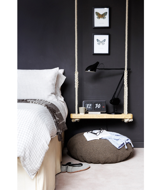 d co 10 id es pour une table de chevet originale carnet de shopping. Black Bedroom Furniture Sets. Home Design Ideas