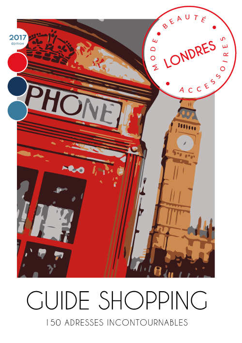 guide shopping londres