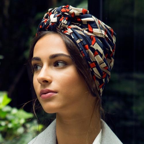 BANDANA OLGA - Indira de Paris