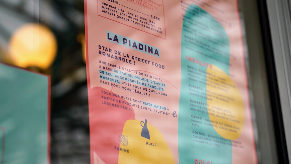 Piadina piada lyon centre commercial confluences